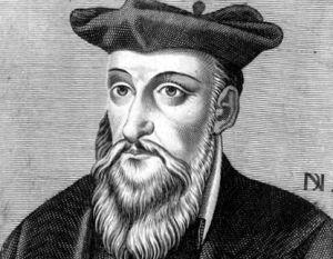 Prophète Nostradamus