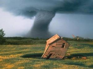 Maison-tempête