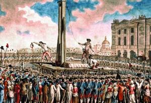 Fin tragique de Louis XVI